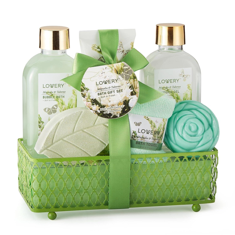 Travel Spa Gift Basket