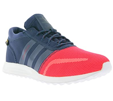 Adidas Los Angeles Blau Orange