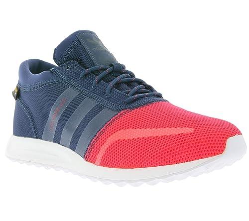 adidas Originals Los Angeles la Zapatilla de Deporte Azul S79021: Amazon.es: Zapatos y complementos