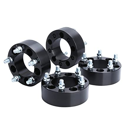 Wheel Spacers For Jeep TJ,YJ, KSP 4Pcs 2u0026quot; 5x4.5 To