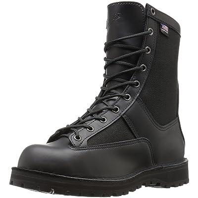 "Danner Men's Acadia 8"" Black Military & Tactical Boot: Shoes"