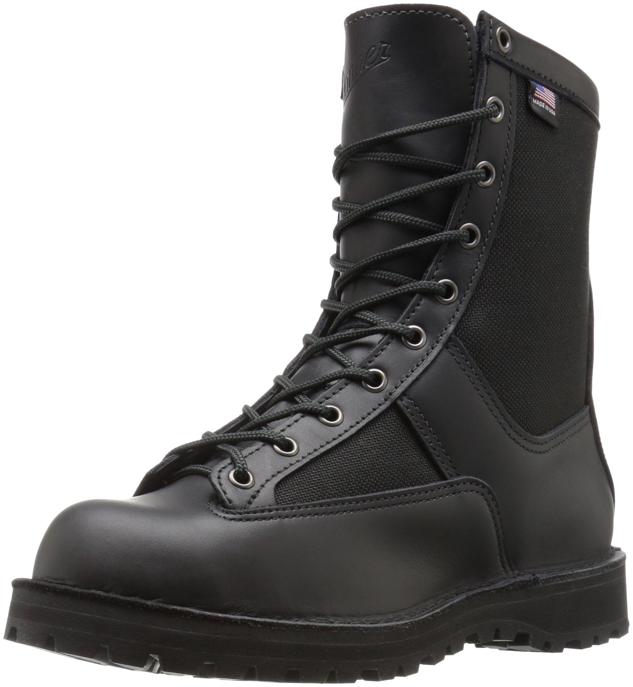 Danner Men's Acadia 8'' Black Military & Tactical Boot, 15 2E US