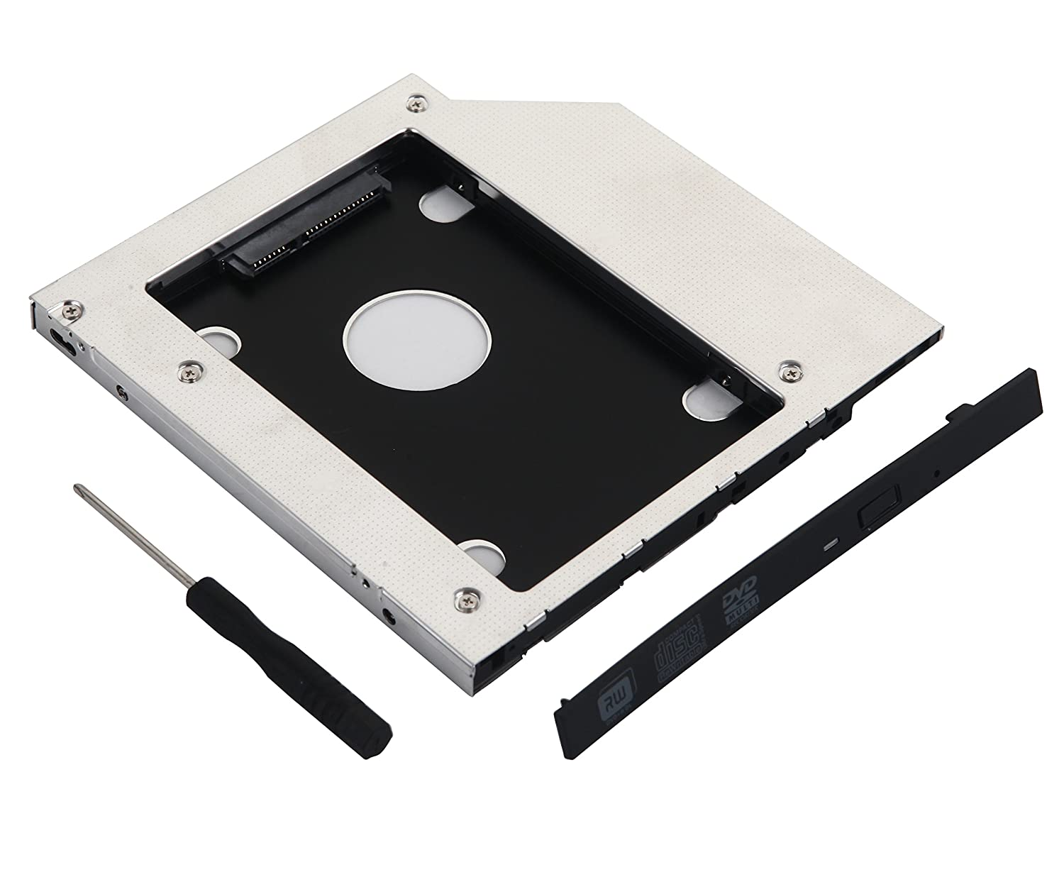 DeYoung 2 nd SATA HDD SSD Disco Duro Caddy Adaptador para Sony ...