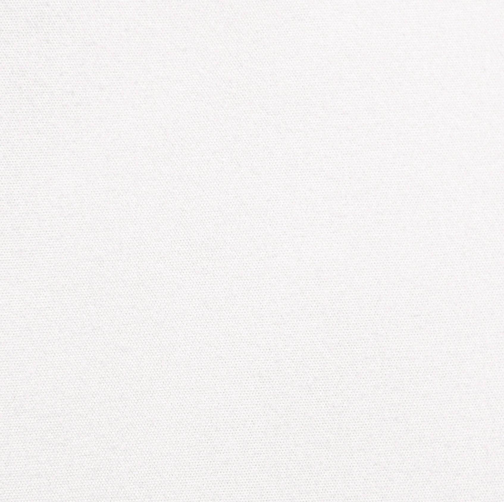 AmazonBasics Essential Cotton Blend Sheet Set -King, White by AmazonBasics (Image #2)