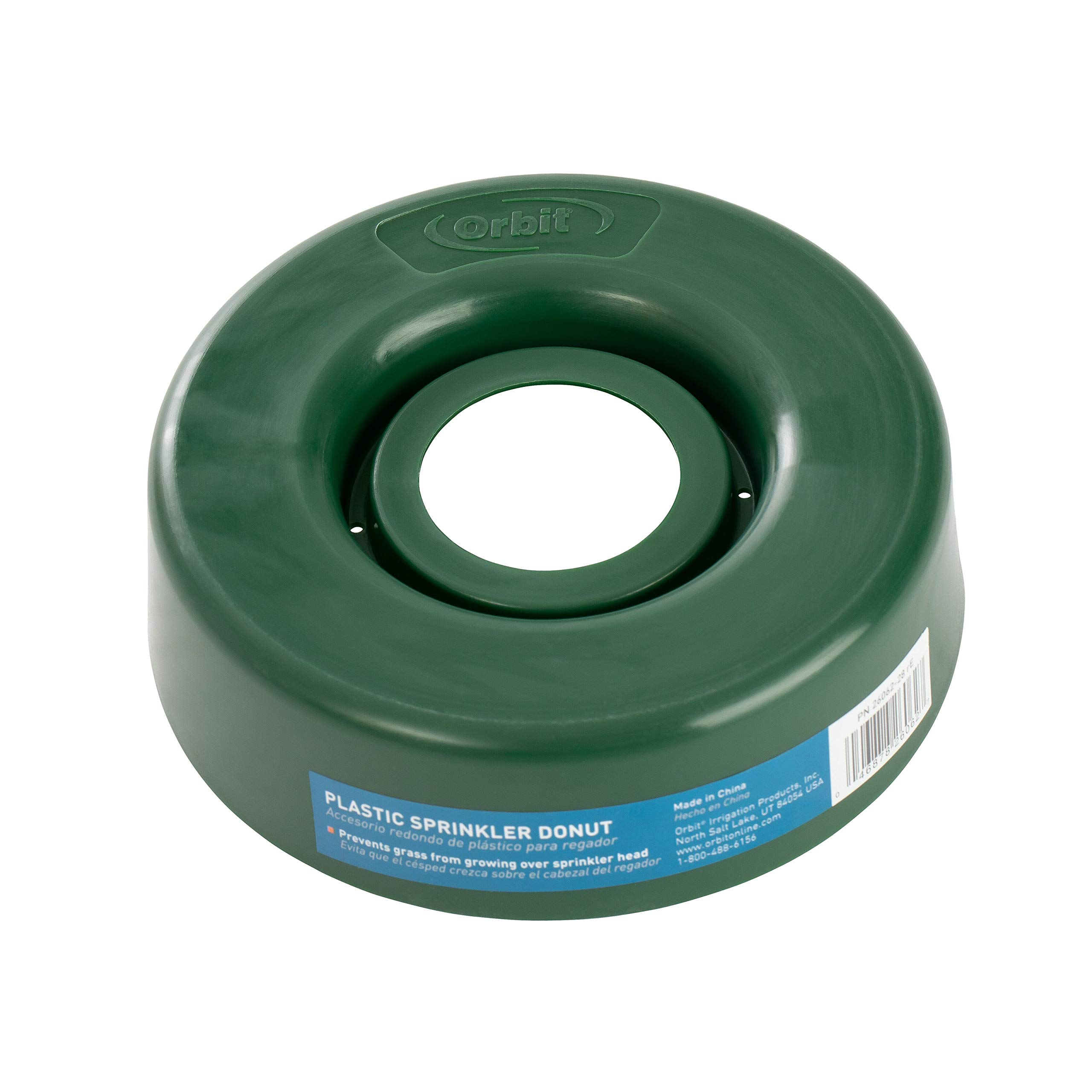 10 Pack - Orbit Plastic Grass Over Growth Sprinkler Guard Donut by Orbit