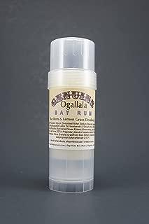 product image for Two (2) Ogallala Bay Rum Deodorant (Bay Rum & Lemon Grass)