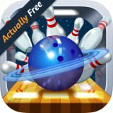 Galaxy Bowling 3D Underground