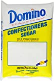 Domino Pure Cane Confectioners Sugar, 10-X Powdered Sugar, 7 Pound Bag