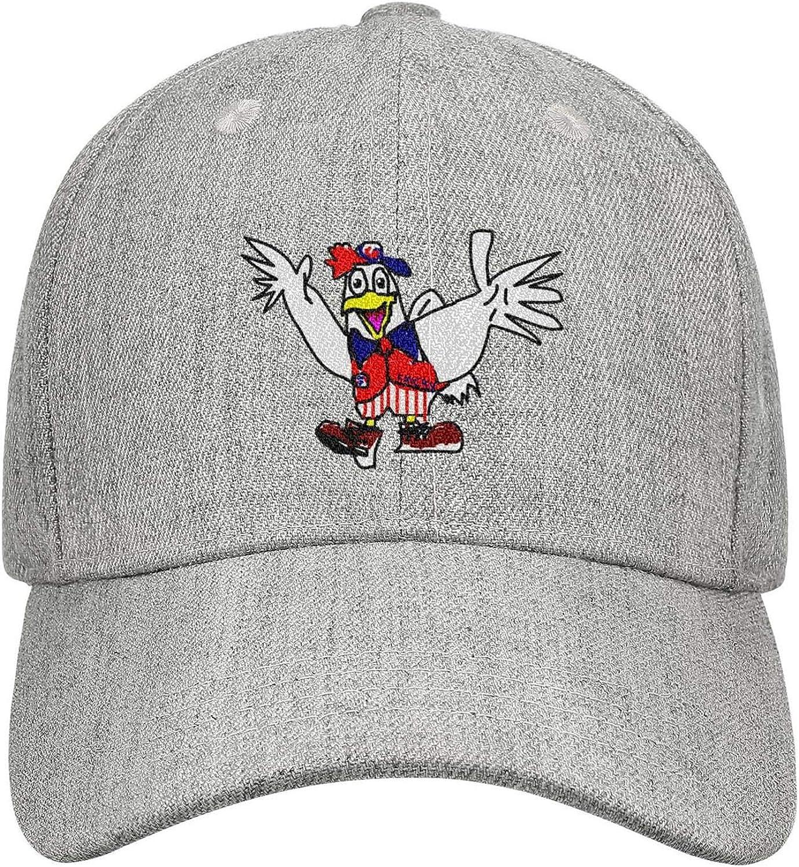 LIXG Mens KFC-Funny-Logo Trucker Hat Baseball Caps Camo Meshback Snapback