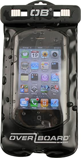 Overboard OB1098BLK Waterproof Funda Impermeable para smartphone ...