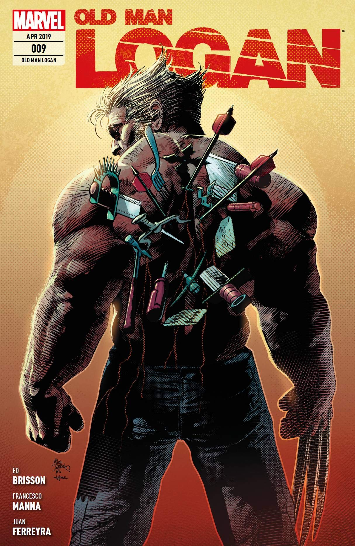 OLD MAN LOGAN 4   Panini