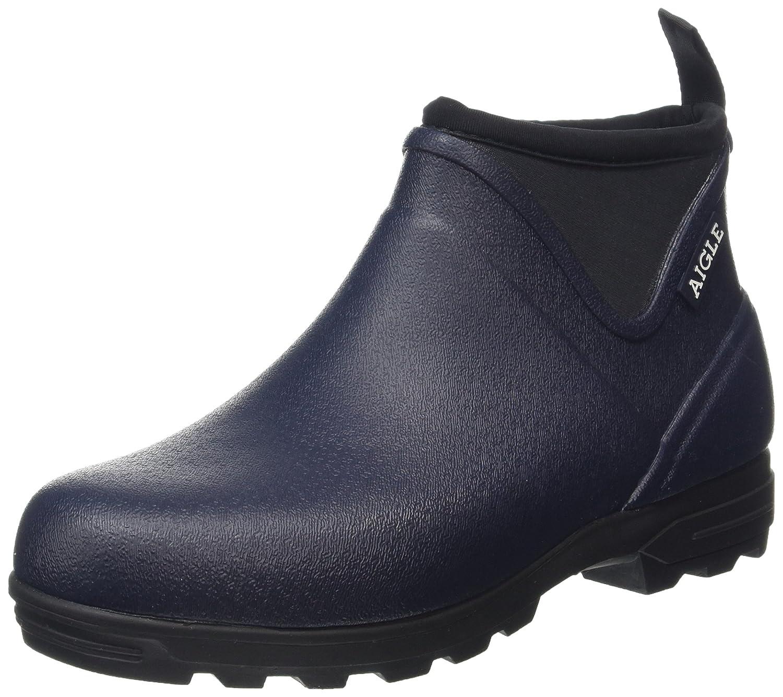 Aigle Landfor, Chaussures de Randonnée Basses Femme, Noir (Noir), 39 EU