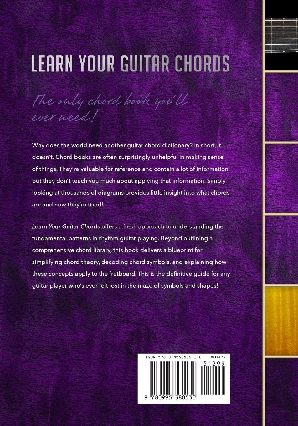 Learn Your Guitar Chords Chord Charts Symbols Shapes Explained