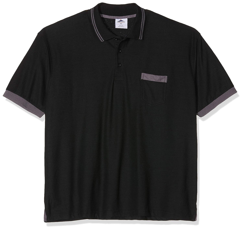 Portwest TX20GRRL grande Polo en Texo Shirt_P: Amazon.es: Amazon.es