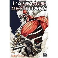 L'Attaque des Titans T03