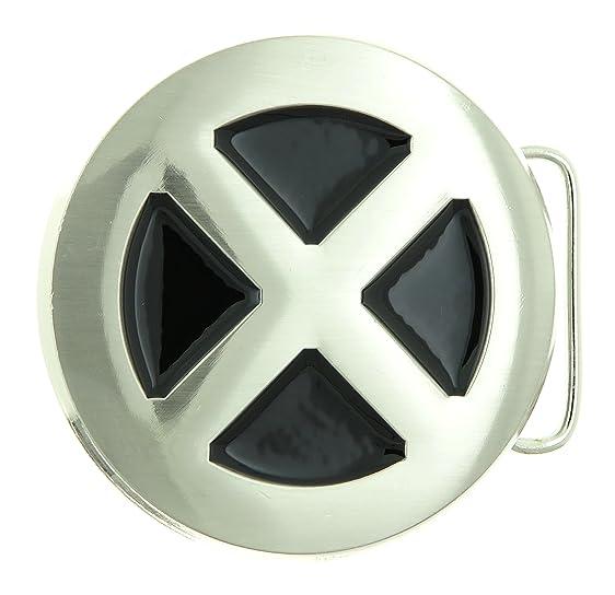 Amazon X Men Chromeblack Belt Buckle Clothing