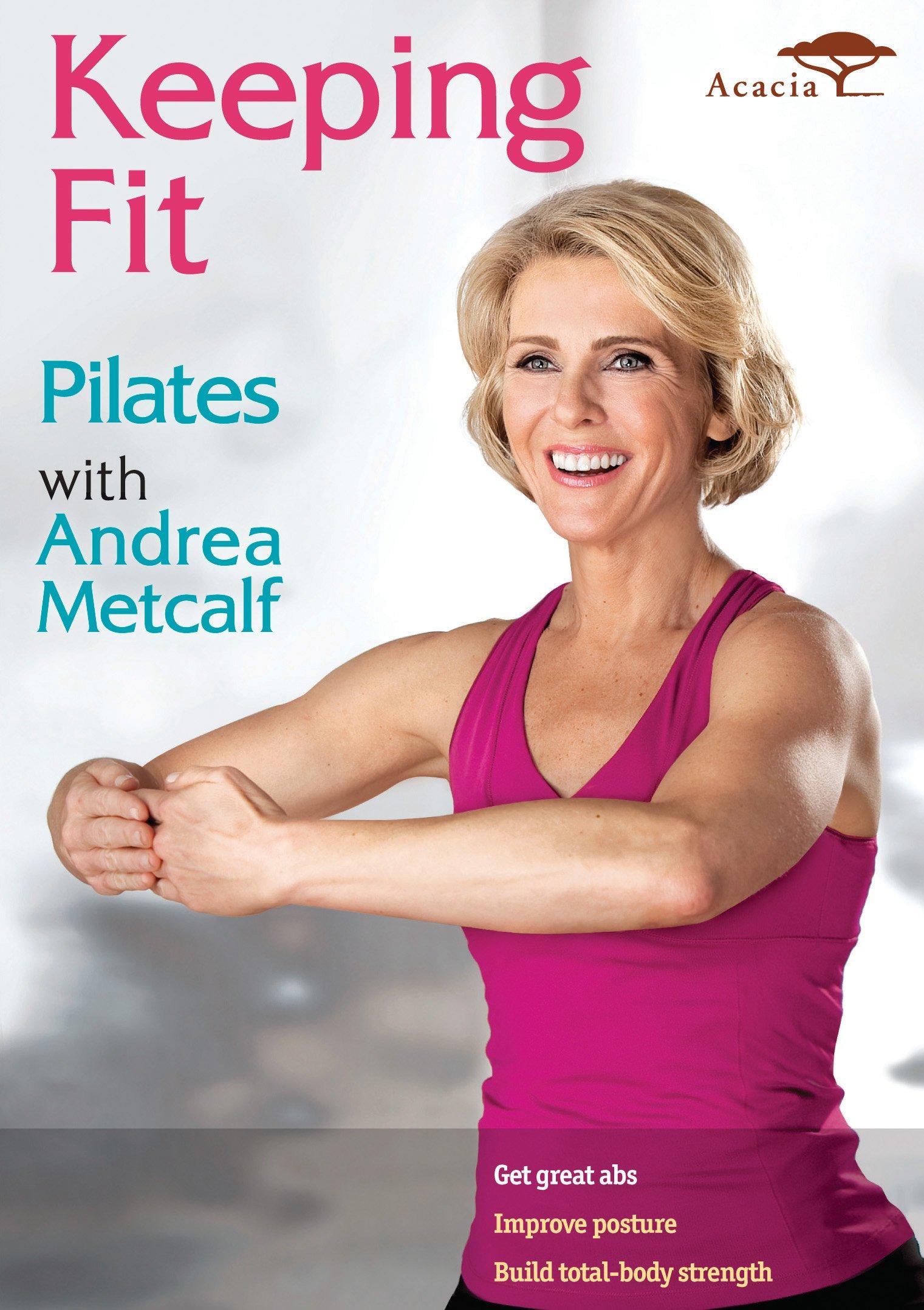DVD : Keeping Fit: Pilates (DVD)