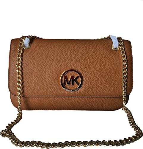 Michael Kors Fulton Small Shoulder Flap, Chain Strap