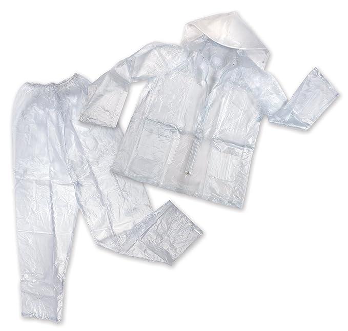 professional design bright n colour designer fashion Stansport Men's Vinyl Rainsuit with Hood