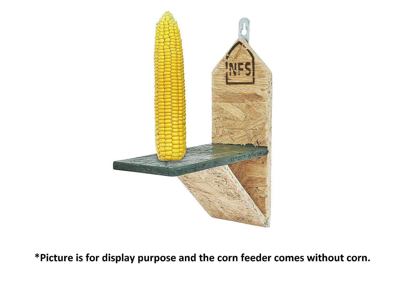 Nature Forever Birds Corn Feeder