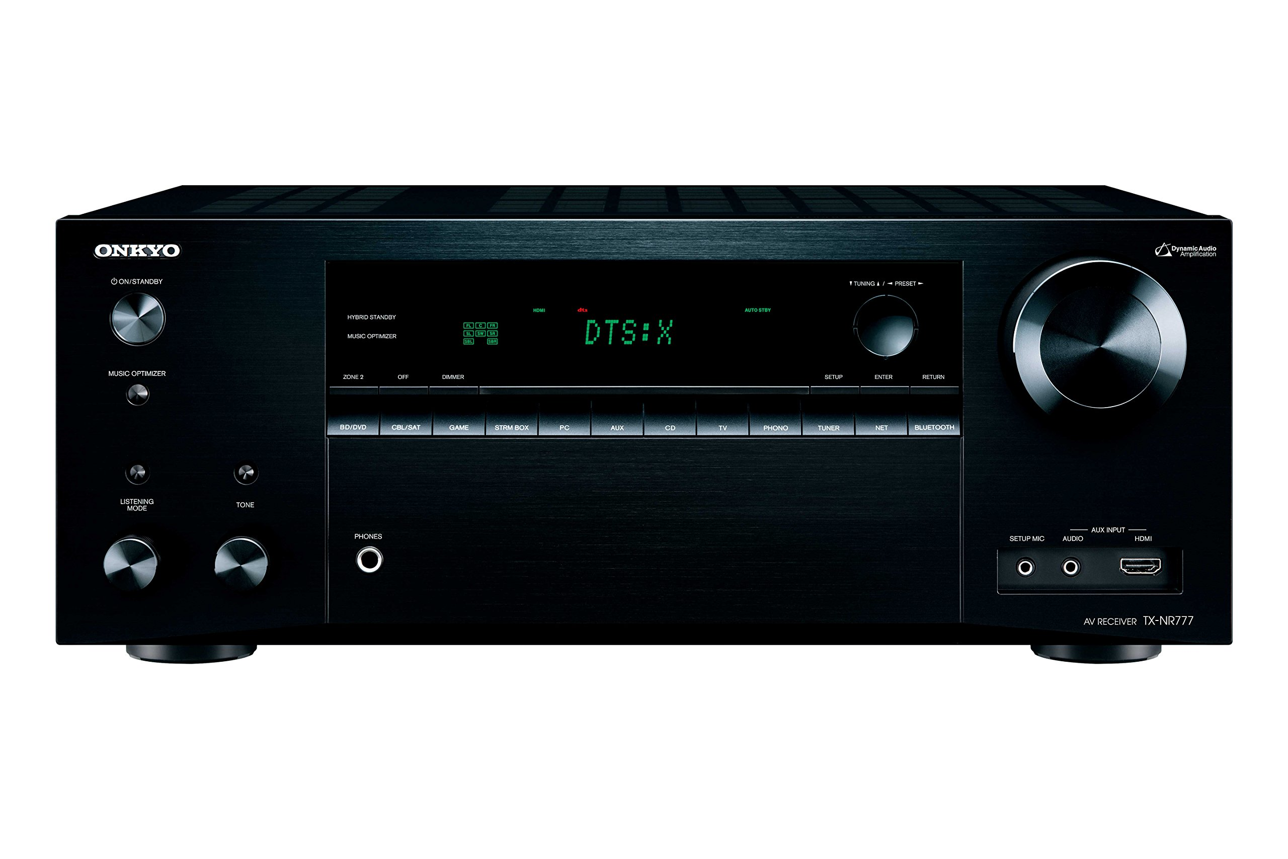 Onkyo TX-NR777 THX-Certified 7.2 Channel Network A/V Receiver by Onkyo