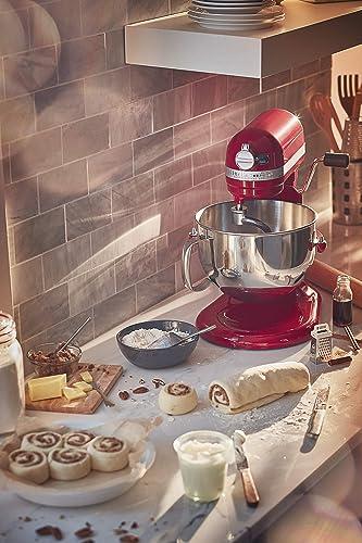 KitchenAid KP26M1XER 6 Qt. Professional 600 Series Bowl-Lift Stand Mixer