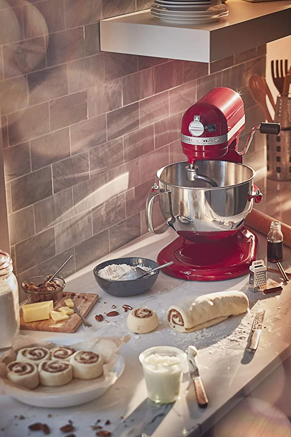 KitchenAid Professional 600 - Batidora (Batidora de varillas, 5,7 ...