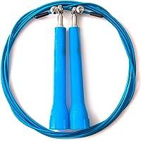 Hirola Cuerda para Saltar Crossfit de, SOGA Hacer Ejercicio en el Gimnasio y Crossfit, Cuerda Profesional Premium Fitness