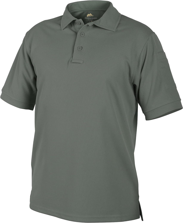 Urban Tactical Line® Polo Camiseta TopCool, color Foliage Green ...