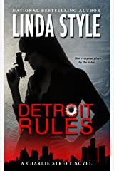 DETROIT RULES: A Charlie Street crime thriller (Book 2 in the high-action STREET LAW Private Investigations series) Kindle Edition