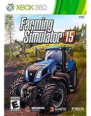 Farming Simulator 15 - Xbox 360 Standard Edition