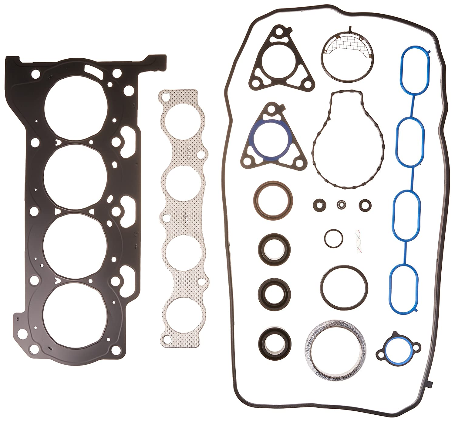 SCITOO Replacement for Head Gasket Sets fit Ford E350 F250 F350 Diesel Turbo 6.0L VIN P 2003-2010 Automotive Engine Head Gaskets Sets