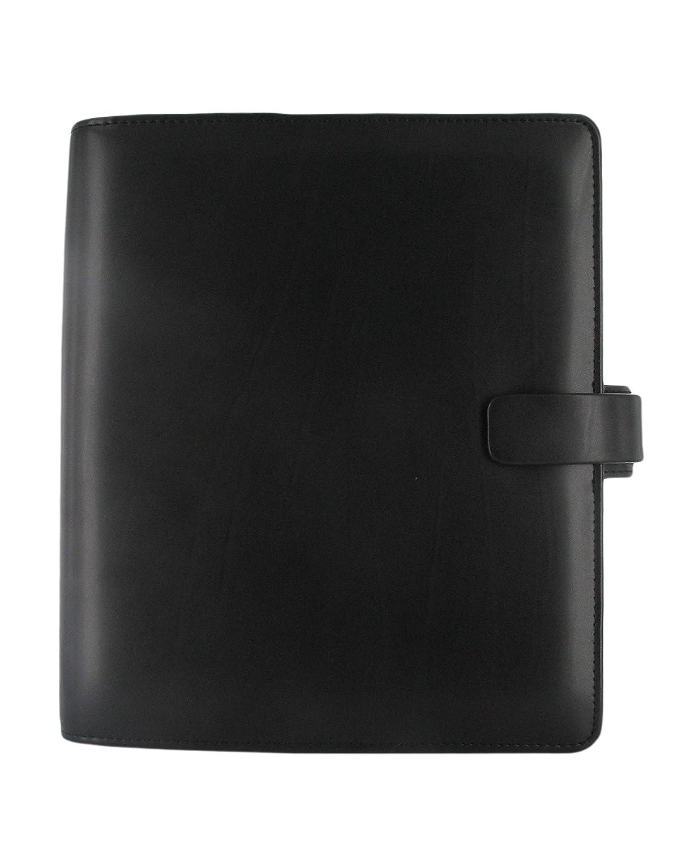 Filofax Metropol 026968 - Agenda archivador (tamaño A5), color negro