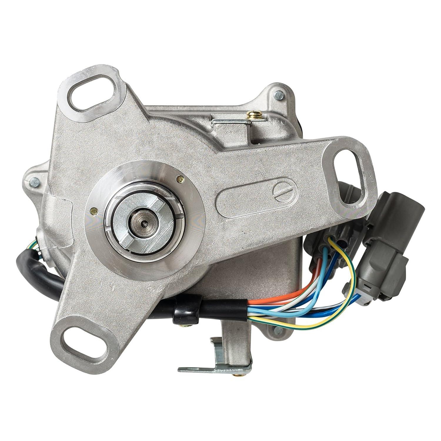 Ignition Distributor for 92-96 Honda Prelude 2.2L Jdm H22A S//Vtec fits TD-60U TD60U