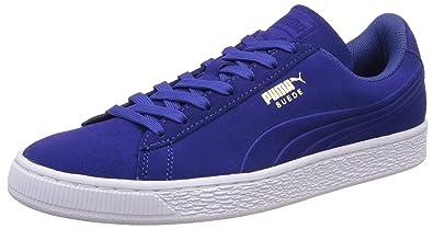 1ece9e1fefe Puma Unisex Suede Classic Debossed Q3 Sneakers: Buy Online at Low Prices in  India - Amazon.in