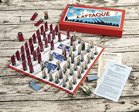 Gibsons LAttaque Juego, Color (GIBG9101): Amazon.es: Juguetes y juegos