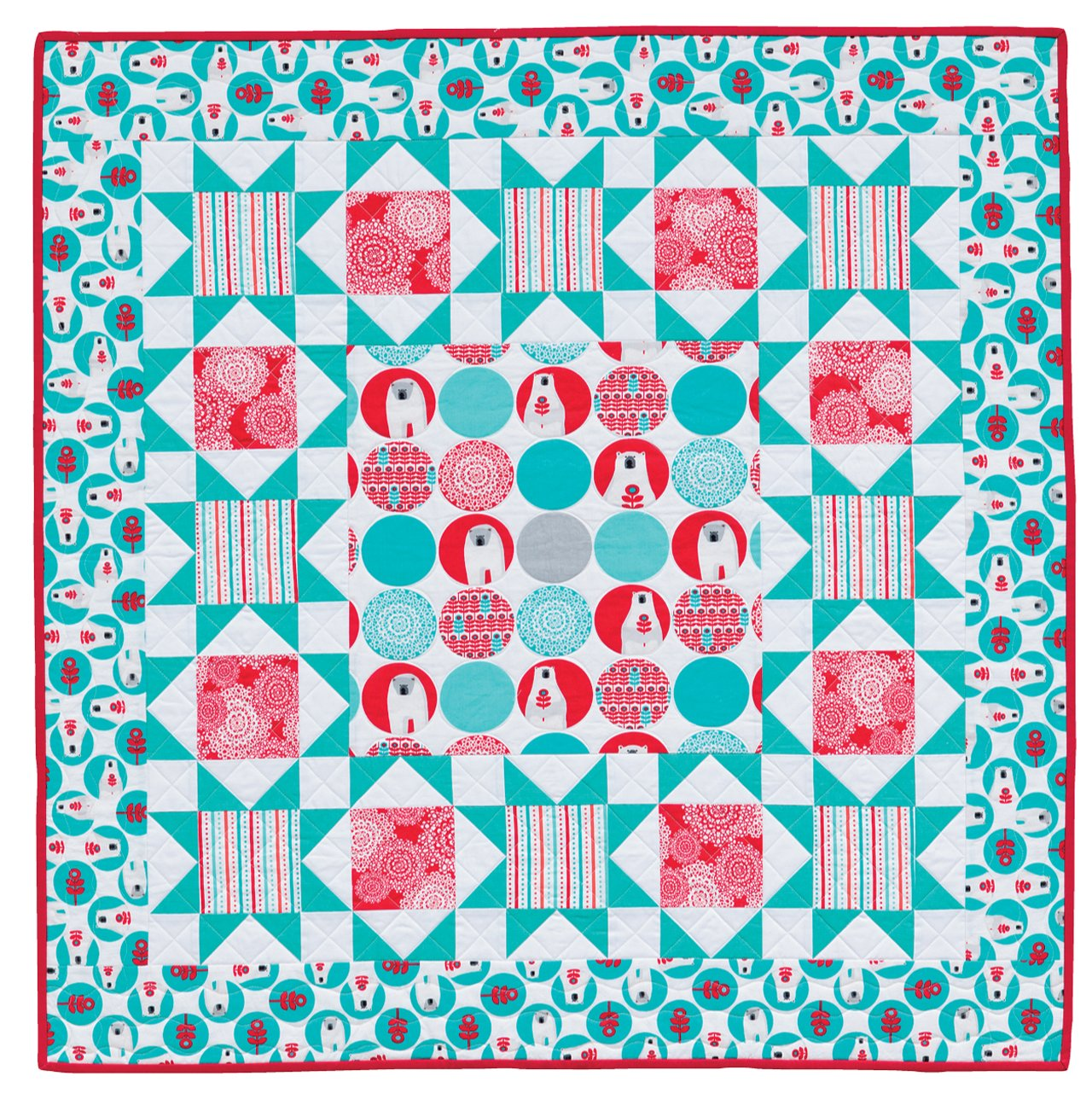 Simply Modern Christmas: Fresh Quilting Patterns for the Holidays ...