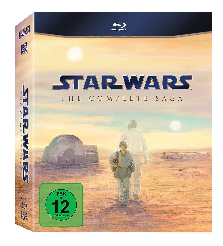 star wars complete blu ray
