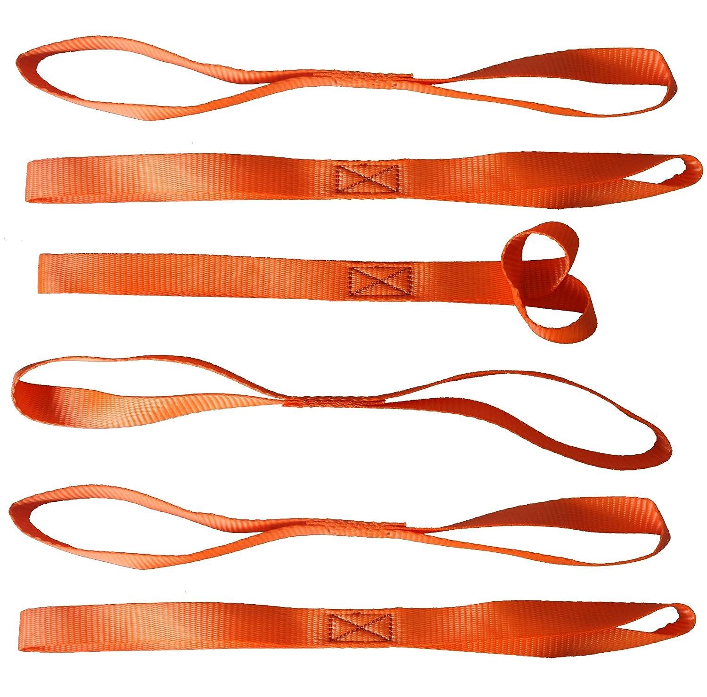 loop tie down straps