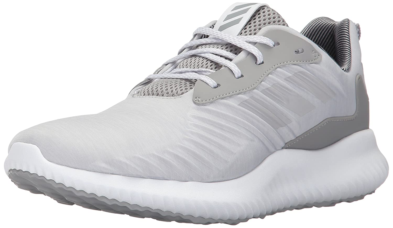 Adidas Herren Alphabounce RC M Laufschuh 9.5 US 9 UK Hellgrau Weiß