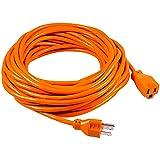 GE 51926 Extension Cord, 50 Ft, Orange (Color: Orange, Tamaño: 50 ft)