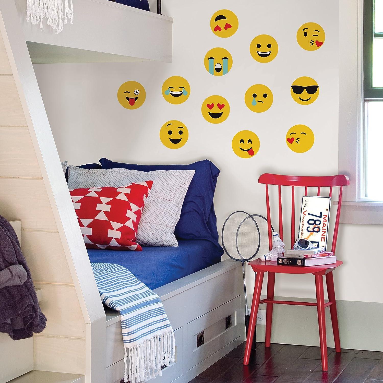 WallPops DWPK2426 Emote Wall Art Kit