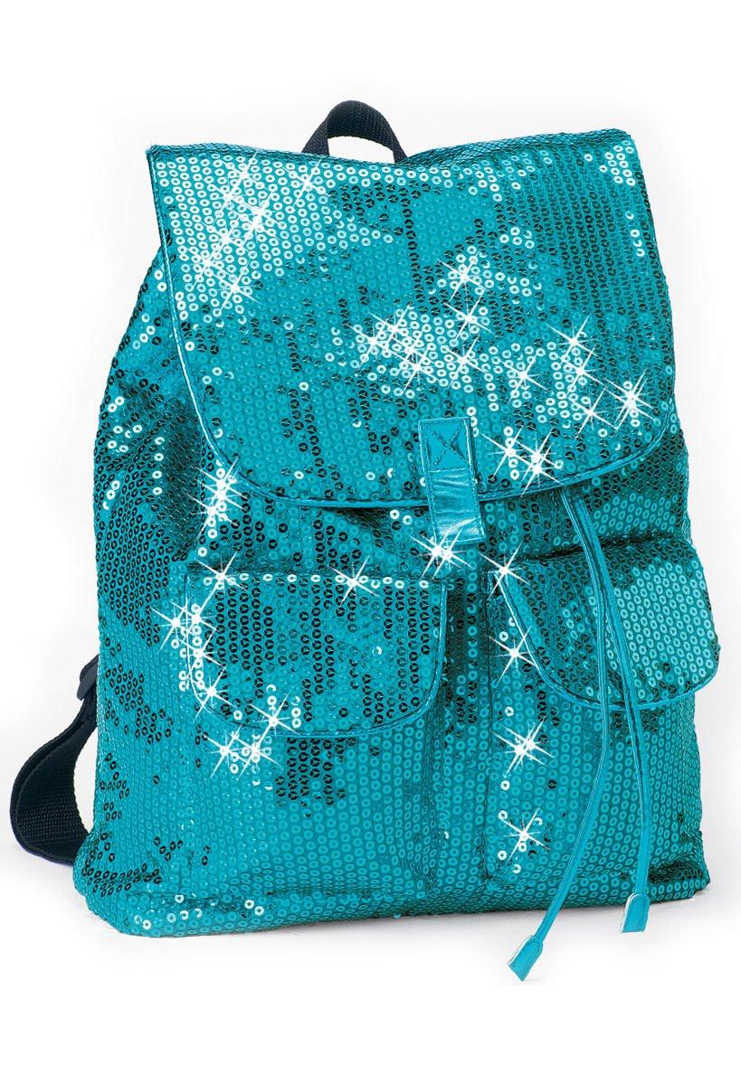 Urban Groove Sequin Dance Bag Cheer Gymnastics Pageant Travel Backpack Fuchsia ONE SIZE BG20-0041406