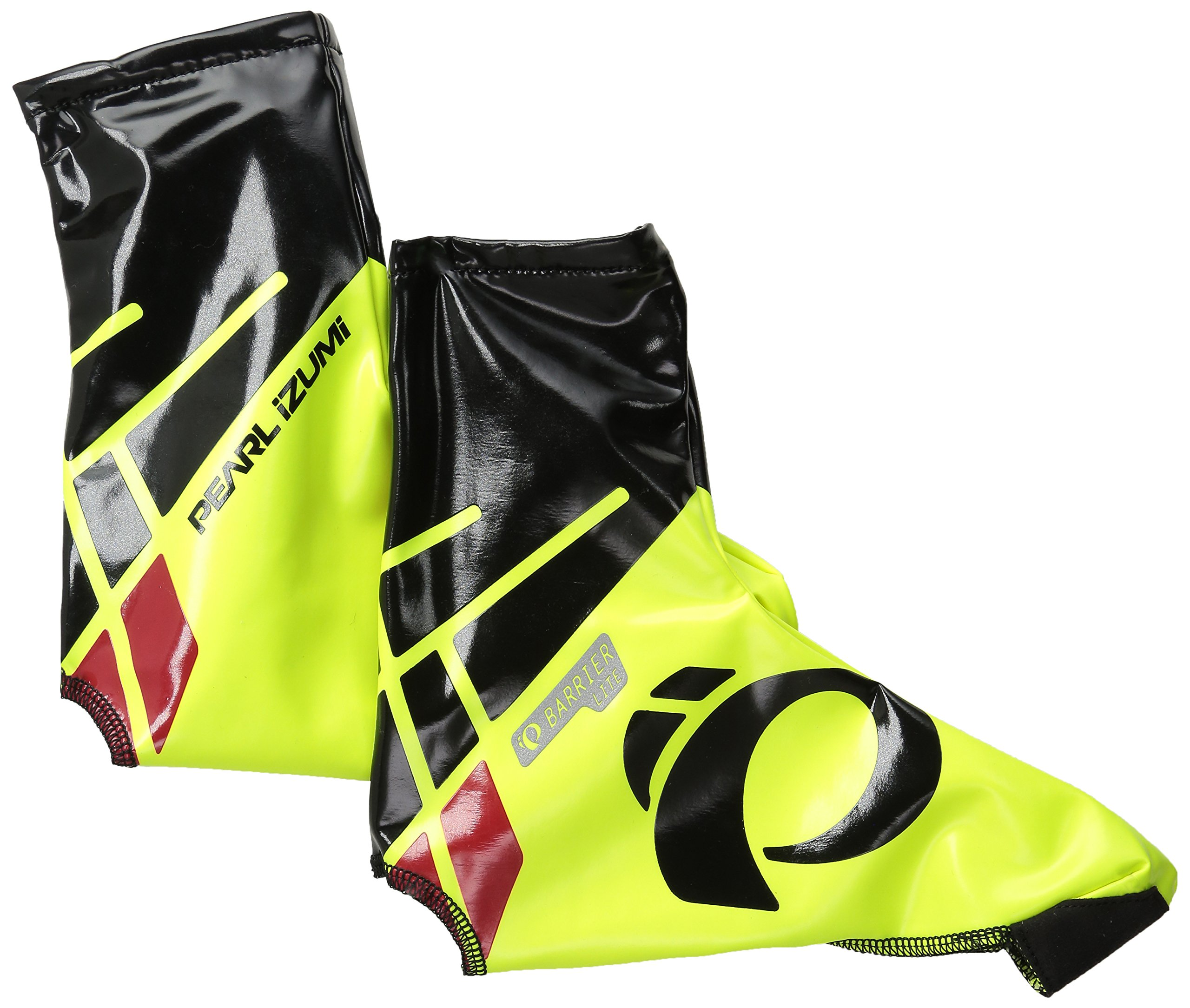 Pearl iZUMi Pro Barrier Lite Shoe Cover, Screaming Yellow, Small