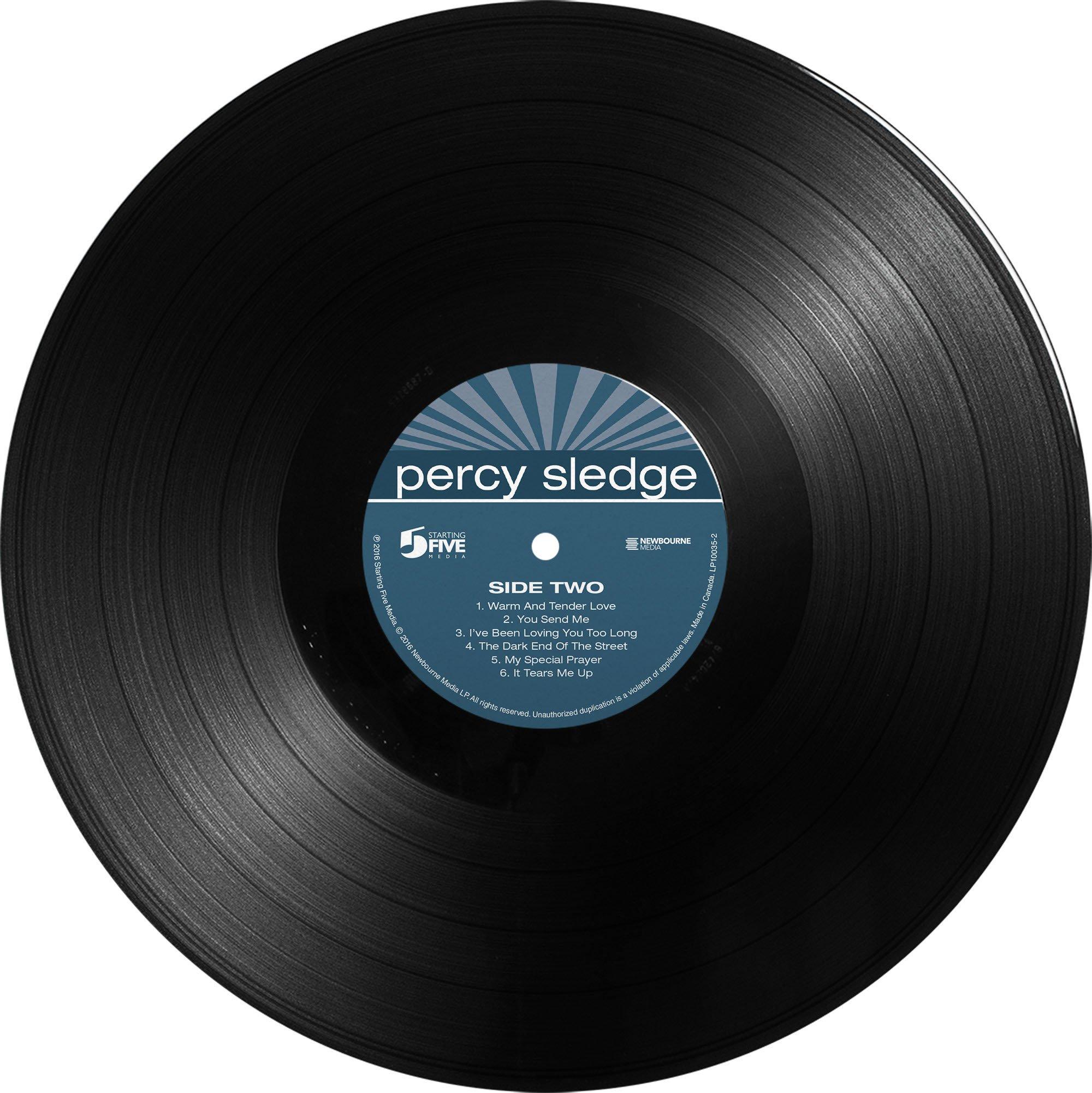 Percy Sledge (Vinyl LP Record)