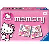 Hello Kitty - Juego de cartas (21992) (versión en francés)