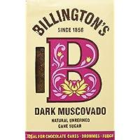 Billington's Dark Muscovado Sugar, 500g