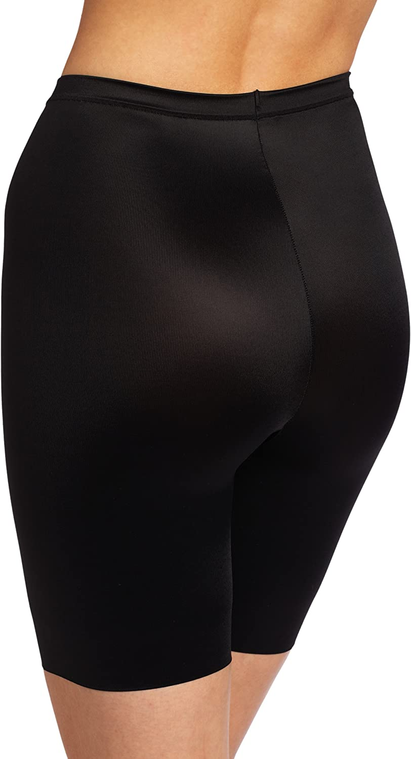 Flexees by Maidenform Women's Adjusts To Me Everyday Control Thigh Slimmer at  Women's Clothing store: Thigh Shapewear