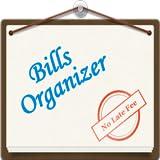 best seller today Bills Organizer