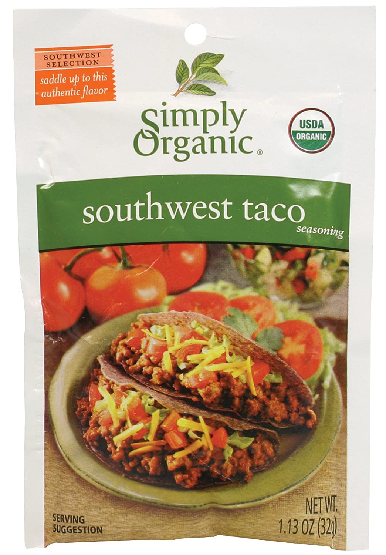 how to make taco seasoning packet